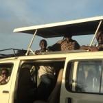 Speke Uganda Holidays' team all set to go watch the eclipse.
